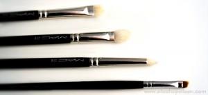 Les pinceaux de base pour le maquillage des yeux