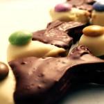 Poissons sablés aux deuxchocolats