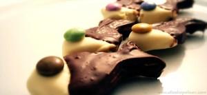 Poissons au chocolat