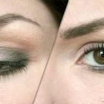 Maquillage de jour avec la palette chanel regard perlé n°20