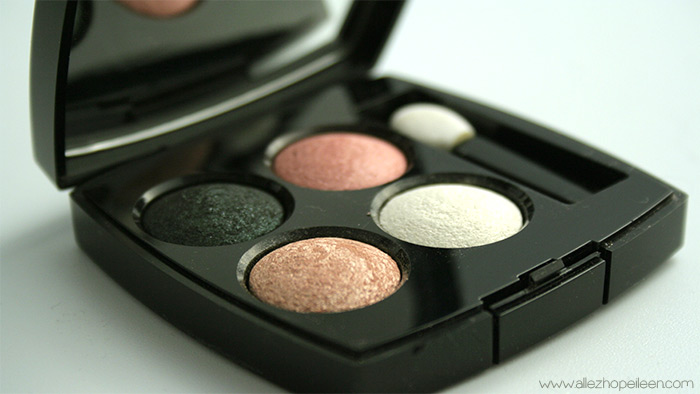 Photo palette chanel regard perle numero 20