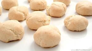 recette amaretti petit four aux amandes