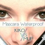 Comparatif 2 mascaras waterproof (ou comment dire adieu aux yeux de panda)