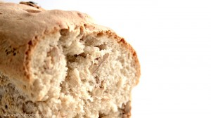 Recette pain aux noix et au seigle