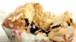recette de muffins aux poires et au chocolat