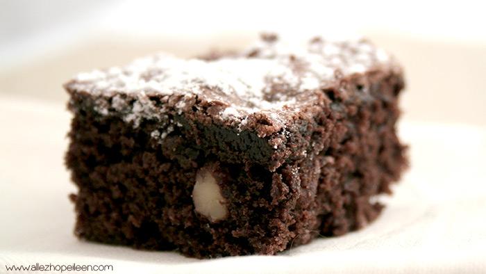 meilleure recette brownie noix de pecan