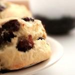 Scones aux cranberries de Jamie Oliver