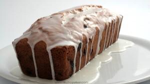 recette cake moelleux myrtilles