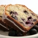 Cake hyper moelleux aux myrtilles