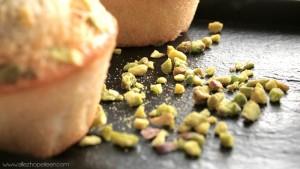 recette de financiers à la pistache