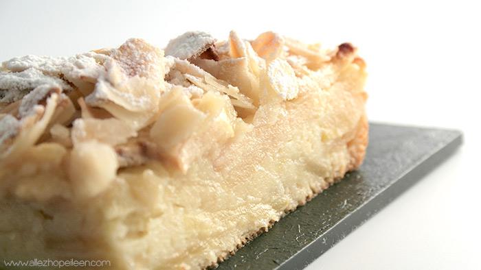 Recette du gâteau invisible aux pommes