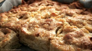 Recette du dorset apple cake