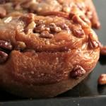 Cinnamon rolls aux noix de pécan