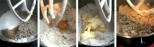 recette barre crumble noix de pecan