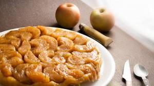 Recette de tarte Tatin aux pommes