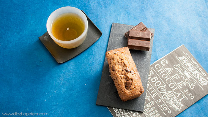 Recette moelleux chocolat et pepites de chocolat