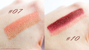 Maquillage two tone lip bar bicolore laneige
