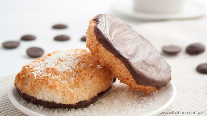 Recette rochers coco enrobage chocolat