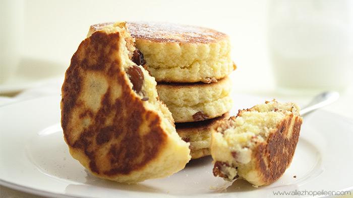 Recette Welsh cakes pour brunch gateaux gallois