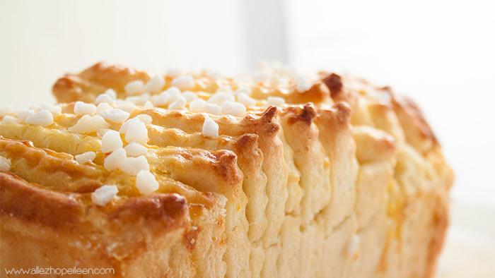 Recette brioche à effeuiller vanille