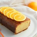 Cake hyper moelleux à l'orange