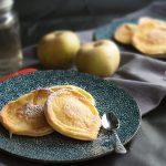 Pancakes à la pomme {trop moelleux !}