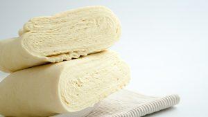 Recette pâte levée feuilletée