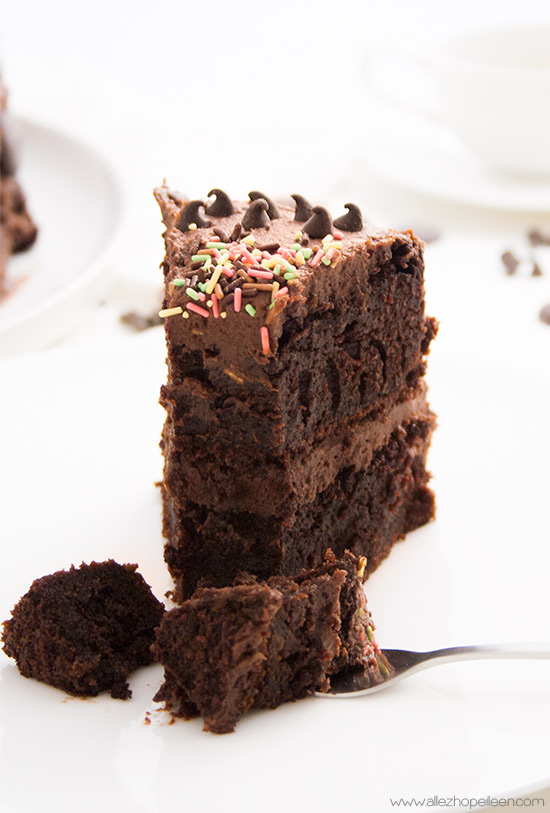 Recette Layer Cake Chocolat Facile