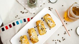 Banana Bread Graines de Chia