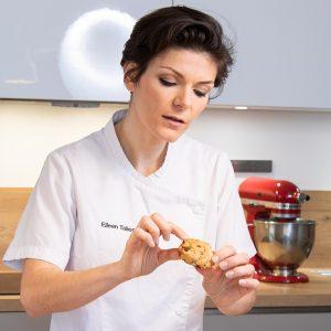 Cours patisserie cookies Eileen